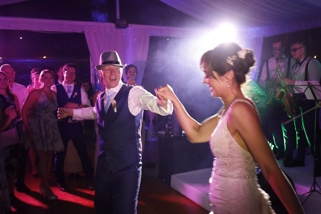 Wedding Entertainment - Choreographed first dance