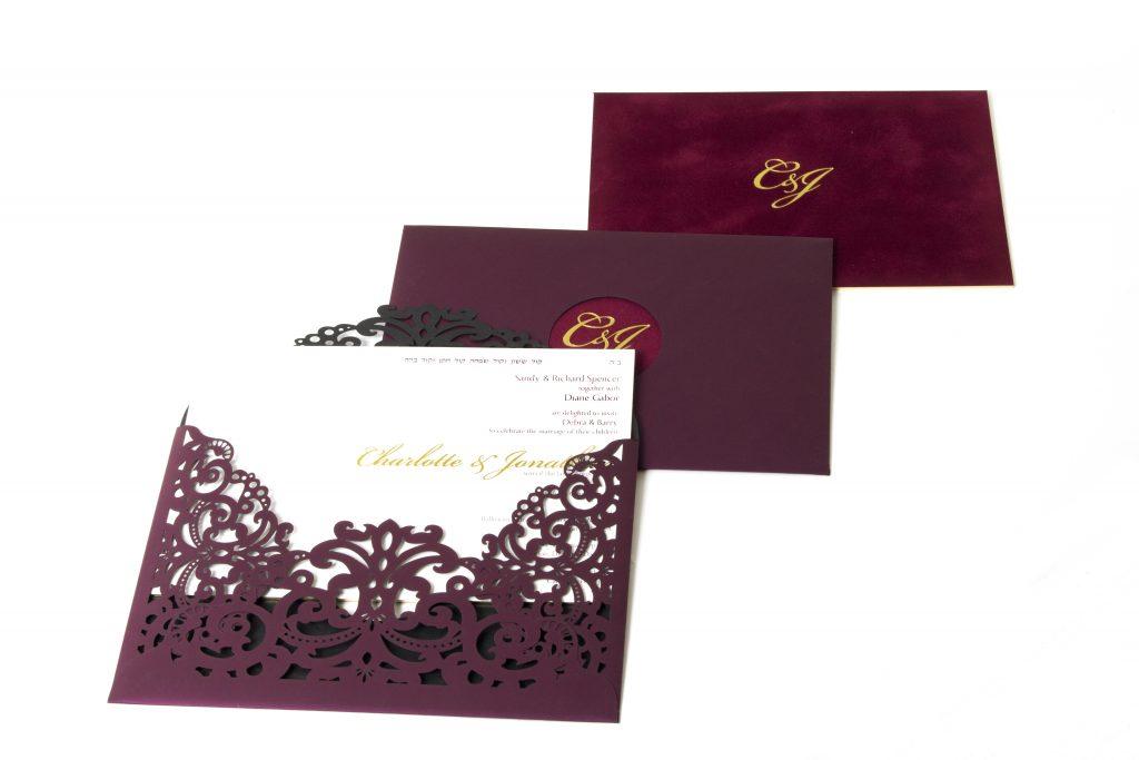 Bigday Designs Wedding Invitation Suite