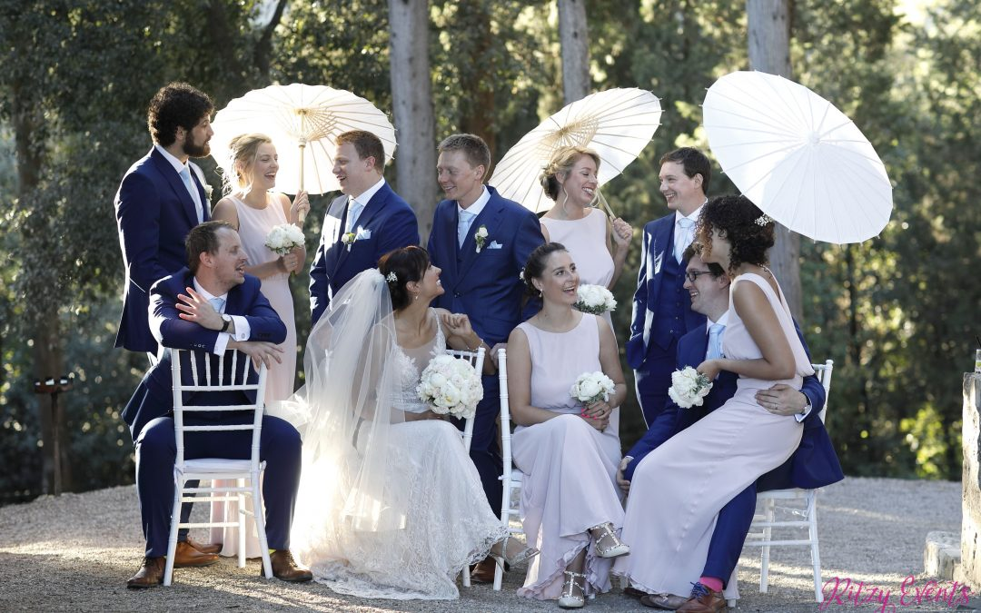 Wedding Planning for Hot Weather