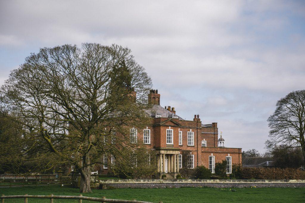 Iscoyd Park - a UK Destination Wedding Venue