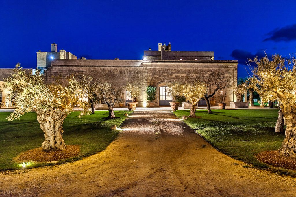 Italian Wedding Venue - Masseria