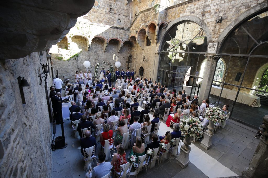 italian wedding ceremony