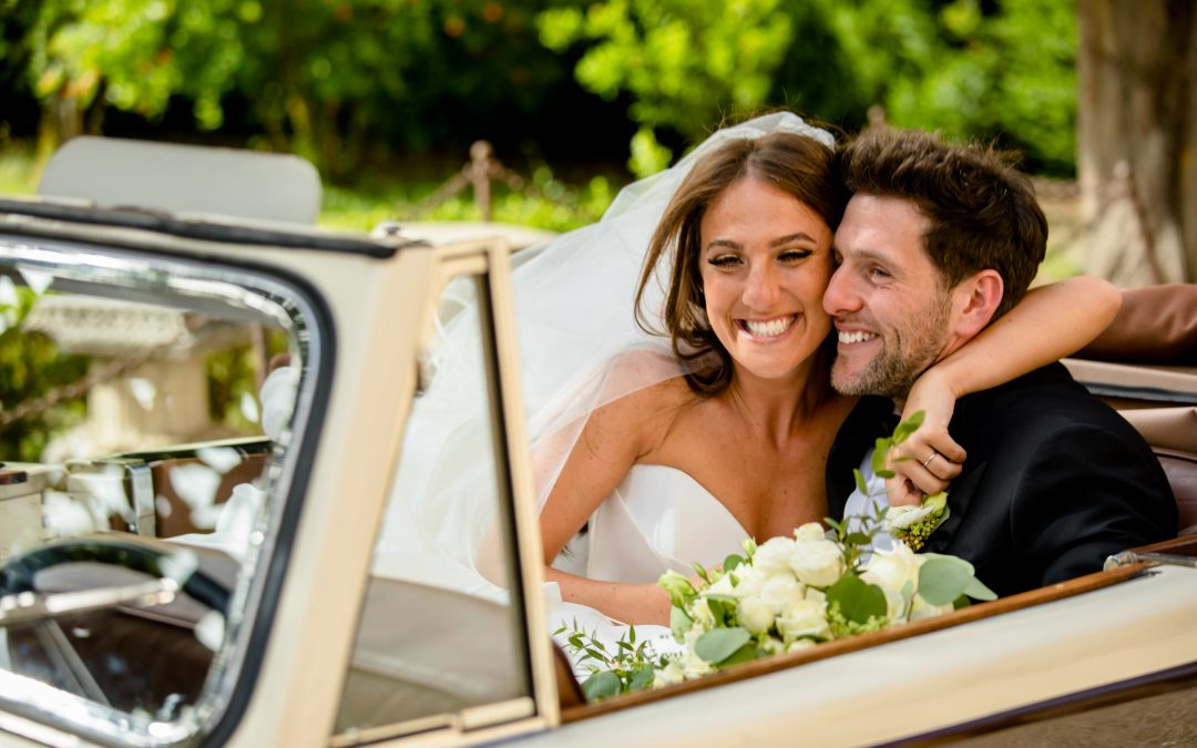Great Synagogue Florence Luxury Wedding & Villa di Maiano Reception – Paige & Richard
