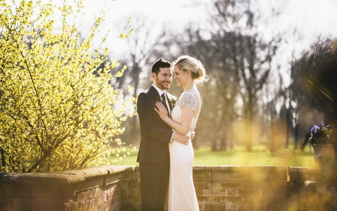 Amy and Gerard's Stunning Iscoyd Park Wedding