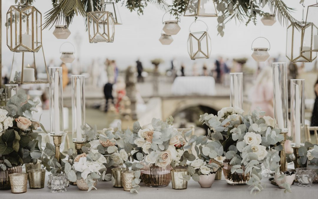 Florence Wedding – Chloe and Danny's Luxury Outdoor Jewish Wedding at Villa di Maiano