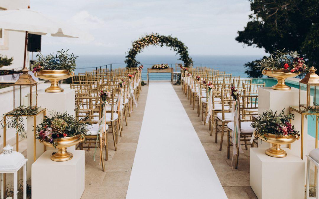 Sicily wedding for New York based couple, Ashley and Leo