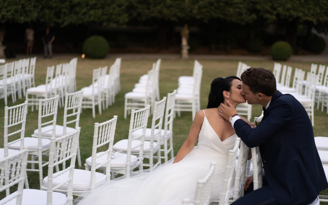 Lucca wedding – Stunning outdoor Jewish wedding – Stephanie and Dan