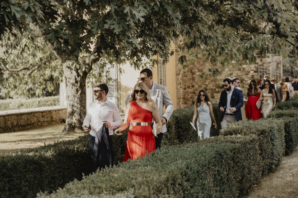Villa di Maiano Oak Garden