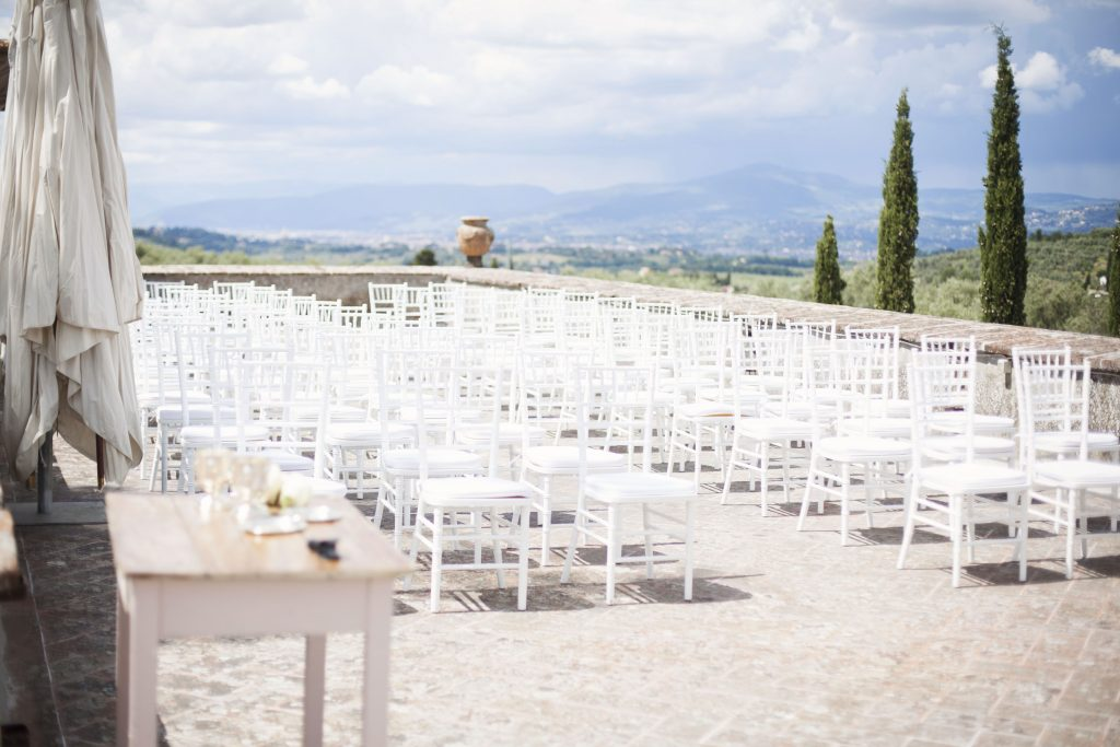 villa-medicea-di-lilliano terrace