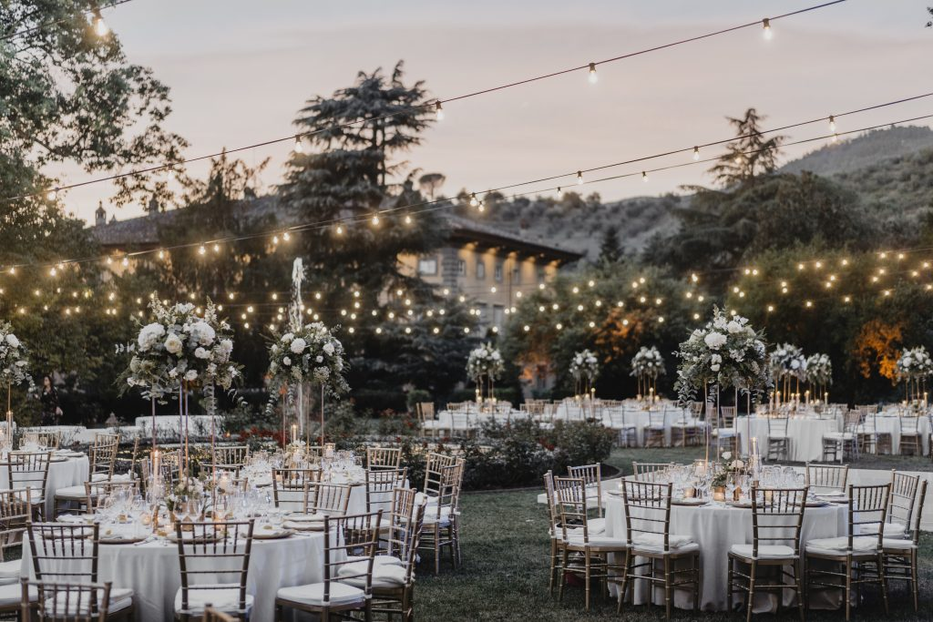 Villa Oliva Lucca - wedding design and styling