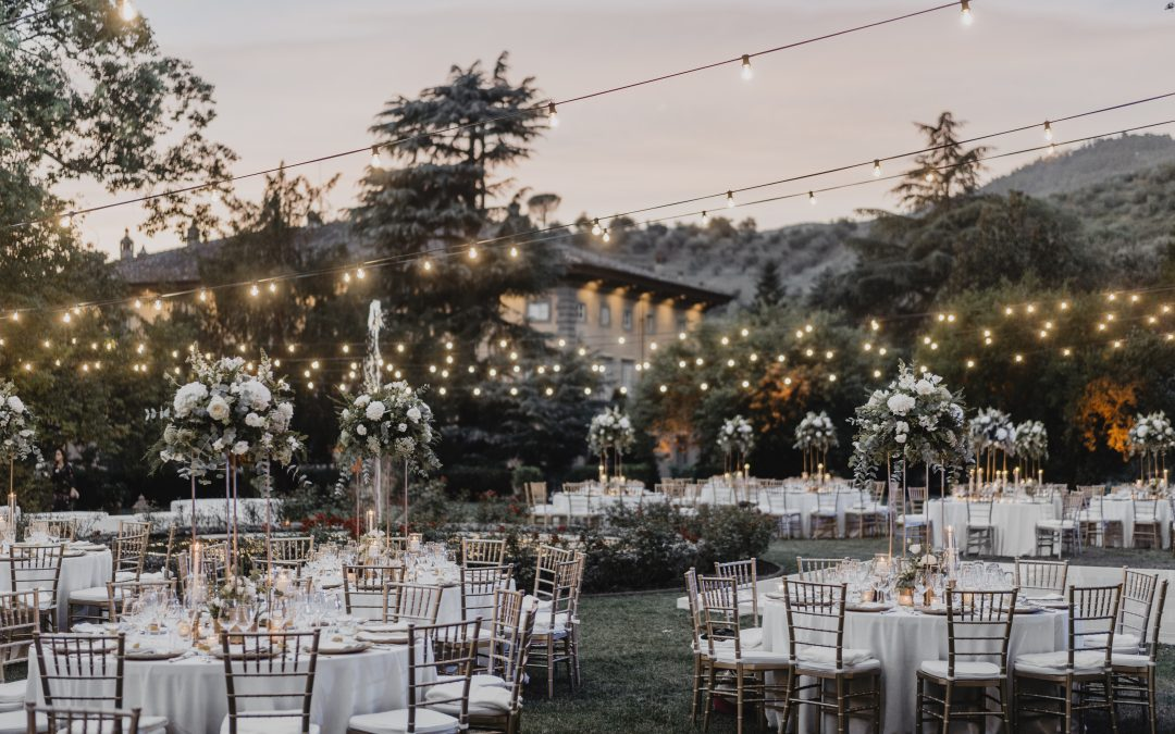 Villa Oliva in Lucca – a Tuscany venue showcase