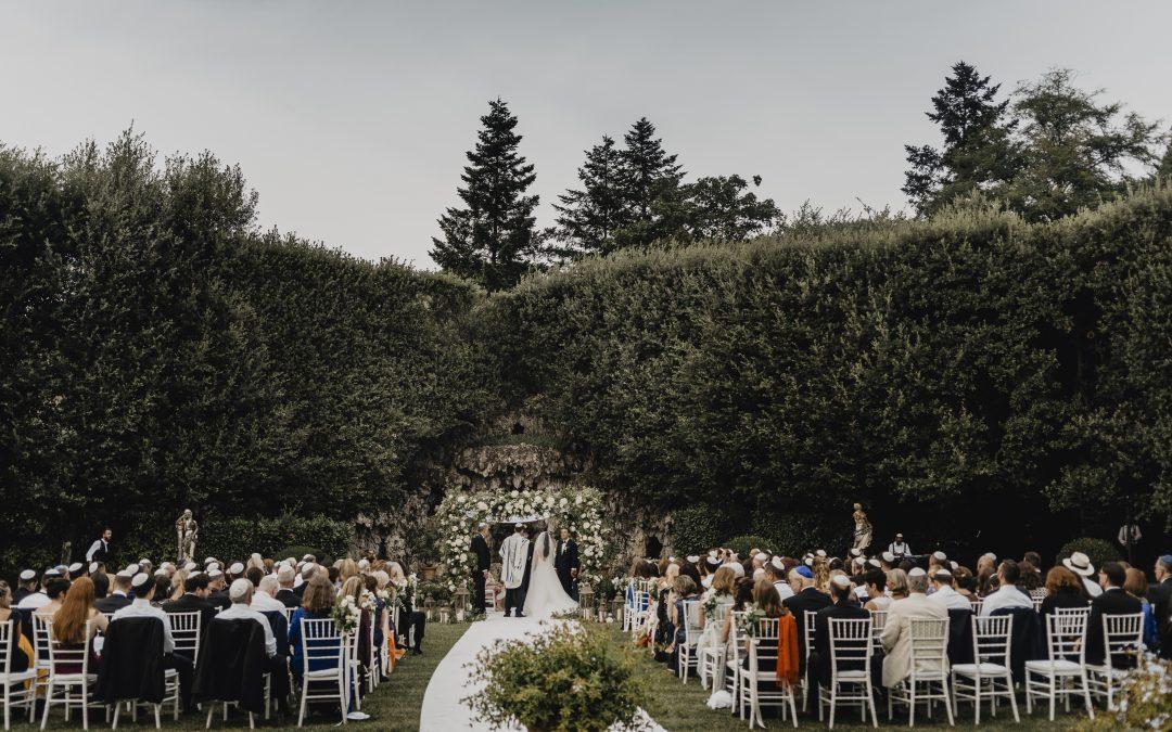 Jewish Wedding Planner: 5 unique Jewish wedding traditions