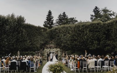 Jewish Wedding Planner: 5 unique Jewish wedding traditions