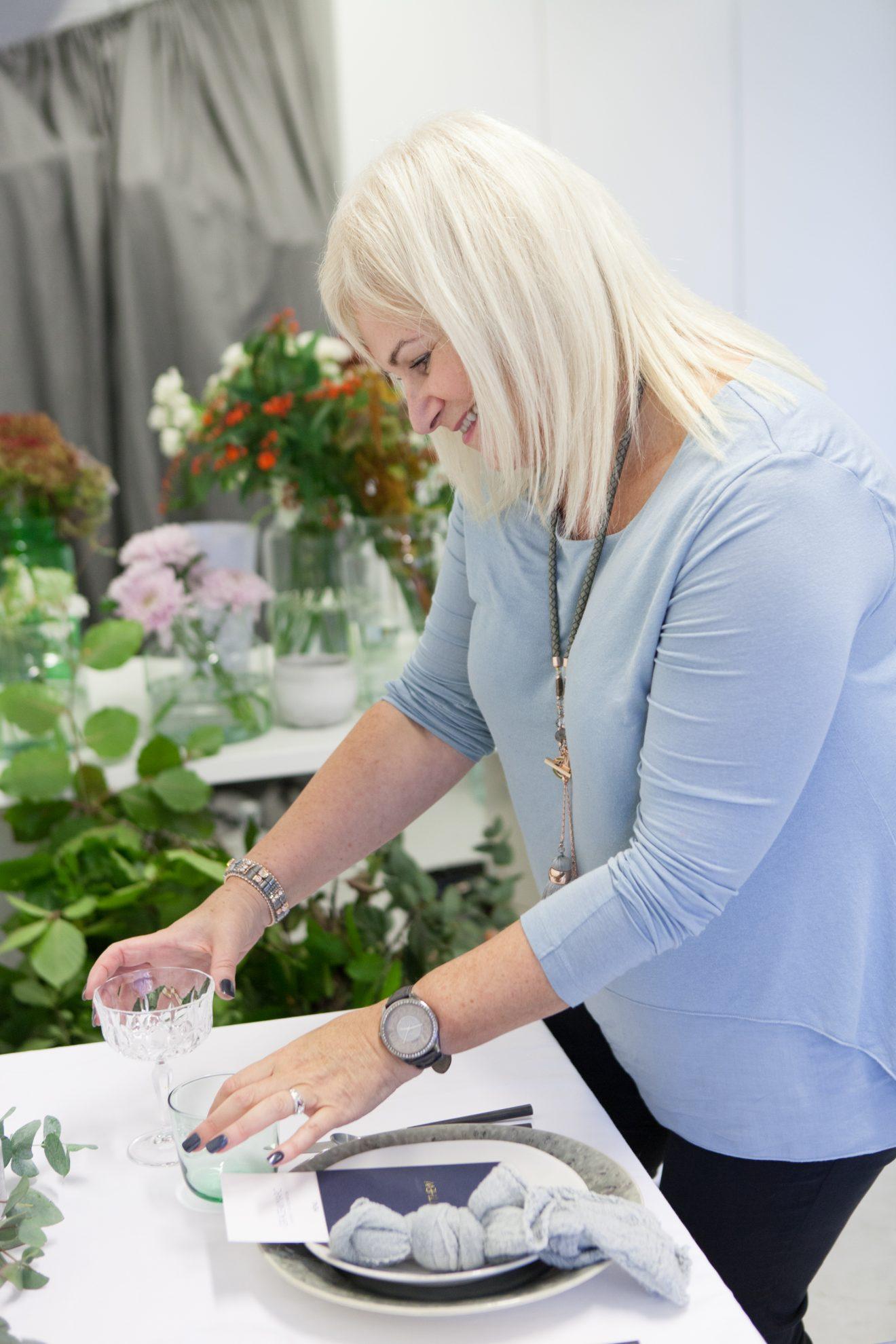 Luxury wedding planner - UKAWP wedding planner styling