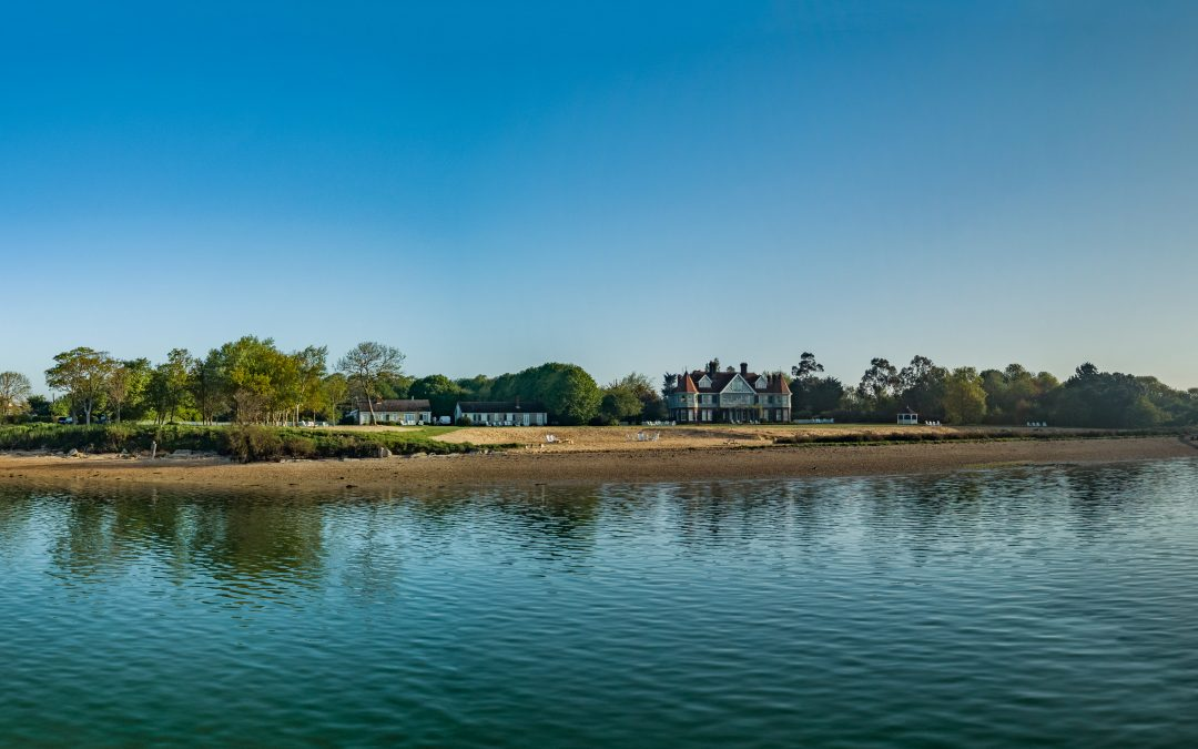 Destination Wedding Planner – A showcase of Osea Island – a unique wedding venue for your UK destination wedding weekend