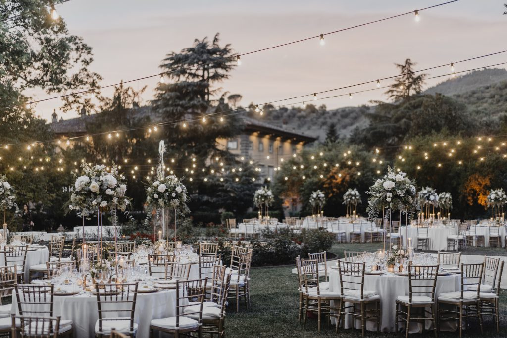 Luxury wedding planner - how much do wedding planners cost - Tuscany wedding