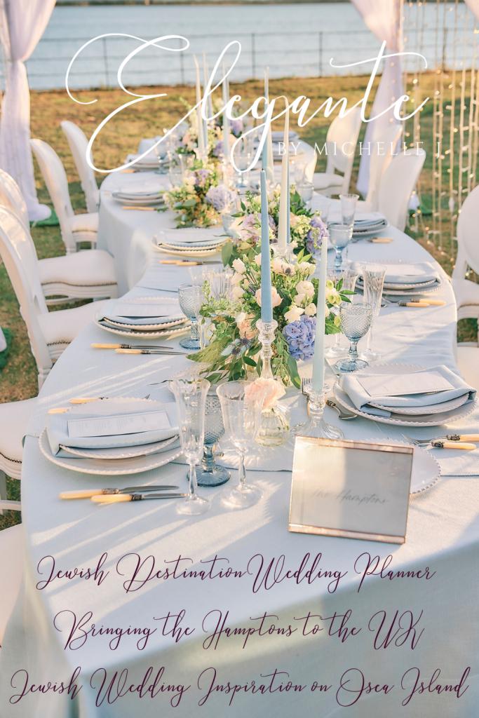 jewish wedding planner - bringing the hamptons to the uk - pinterest link