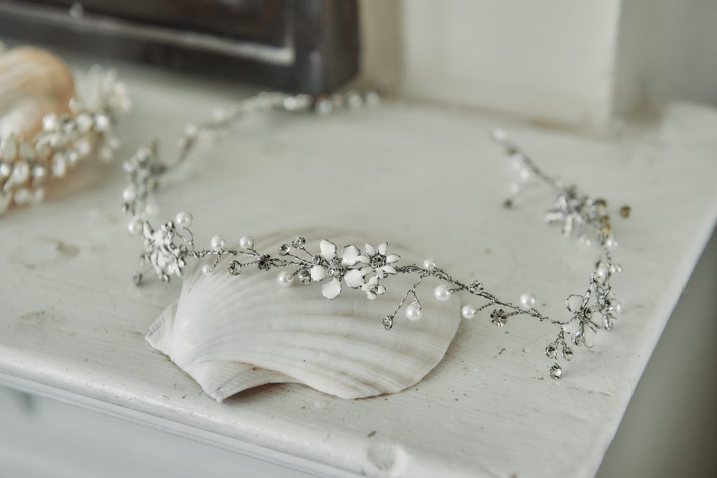 London wedding planner - bridal accessories for short notice wedding
