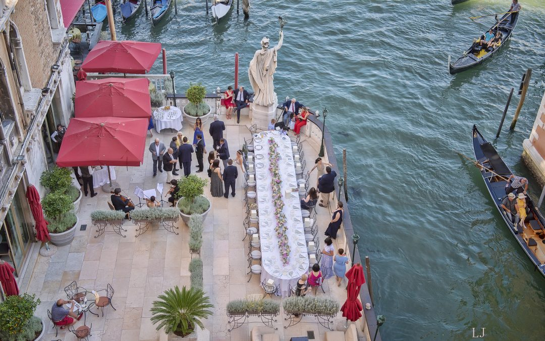 Destination Wedding Planner – 5 recommended venues for an intimate Italian wedding