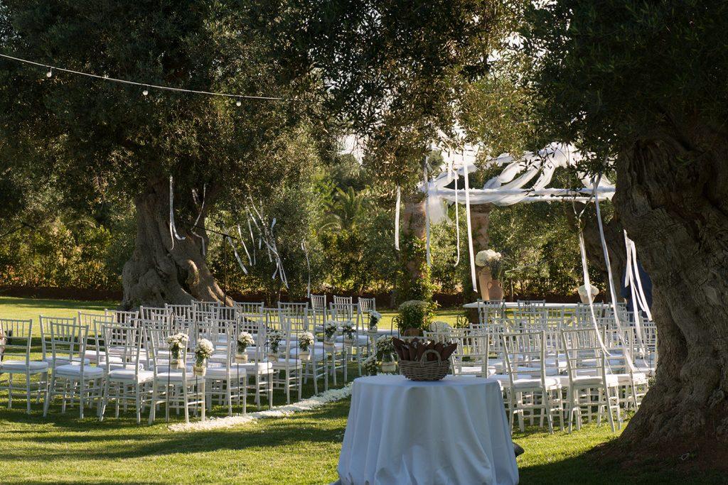 Destination wedding planner - Masseria Torre Coccaro wedding ceremony