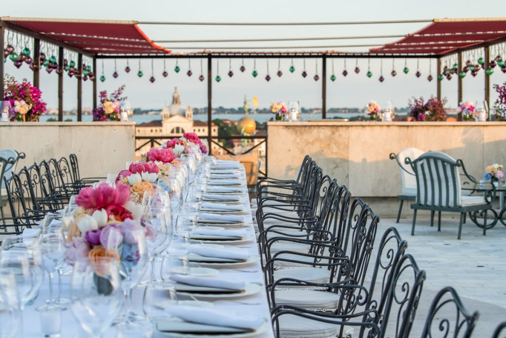 Destination wedding planner - Intimate Italian wedding venue in Venice