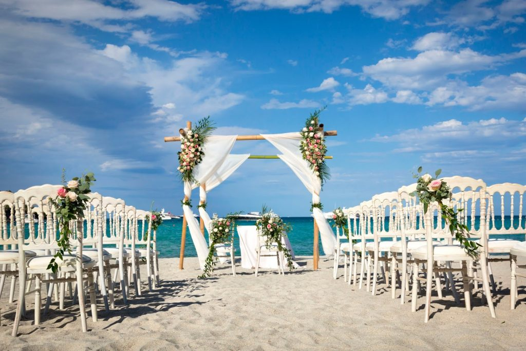 Destination wedding planner - wedding at Abi d'Orbu Sardinia